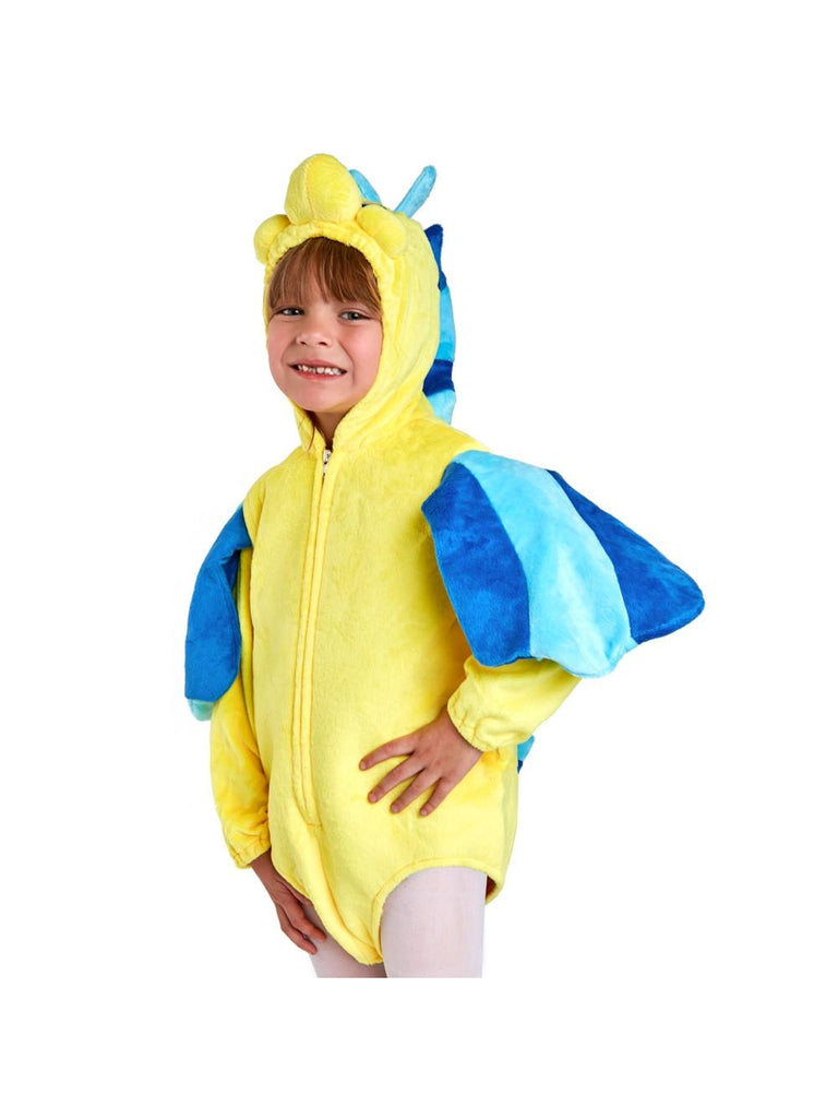 Toddler Flounder Fish Costume-COSTUMEISH