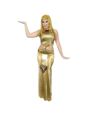 Adult Snake Skin Cleopatra Costume-COSTUMEISH