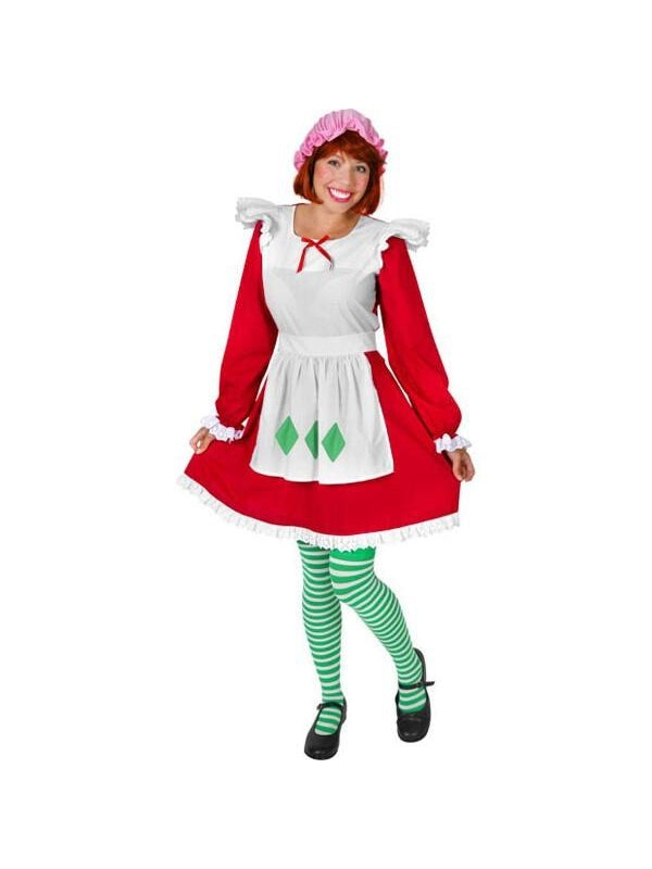 Adult Strawberry Costume-COSTUMEISH