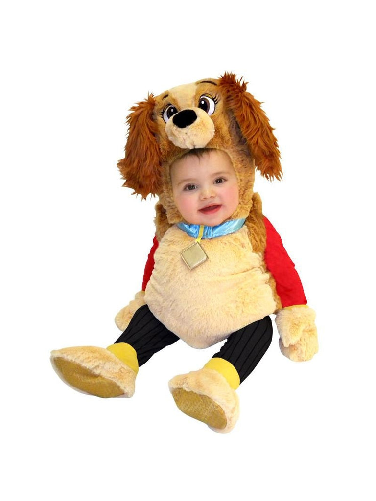 Baby Lady & The Tramp Costume-COSTUMEISH