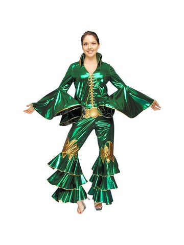 Adult Womens Abba Theater Costume