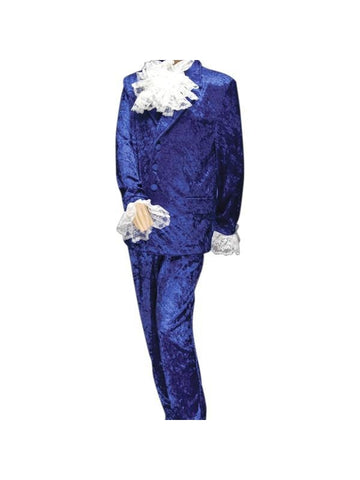 Adult Austin Powers Theater Costume