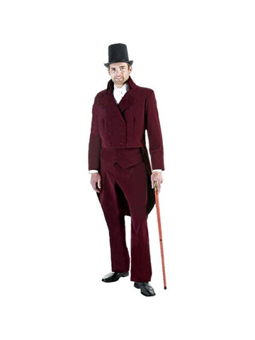 Adult Dickens Man Theater Costume