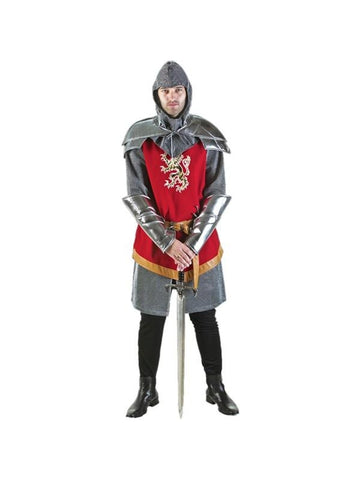 Adult Medieval Knight Theater Costume