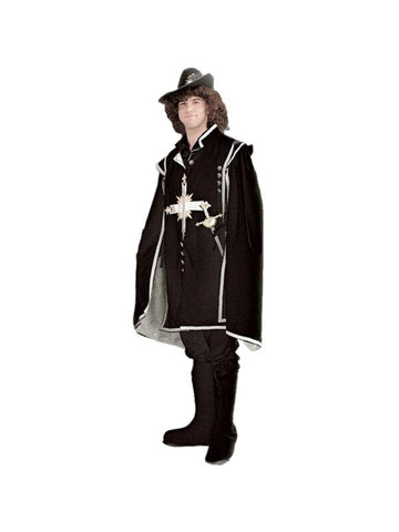 Adult Musketeer Stage Theater Costume