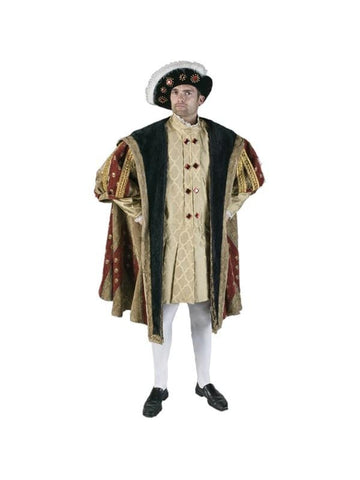Adult Henry VIII Theater Costume
