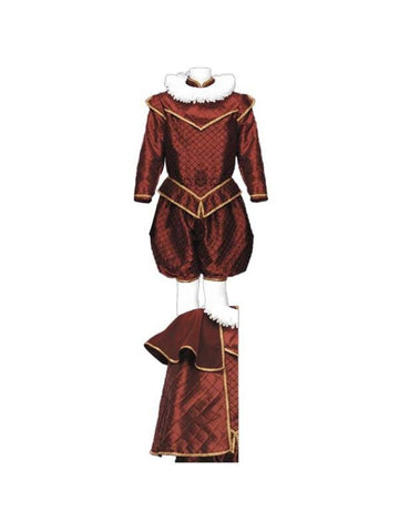 Adult Mens Shakespeare Theater Costume