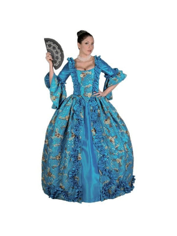 Adult Authentic Marie Antoinette Theater Costume