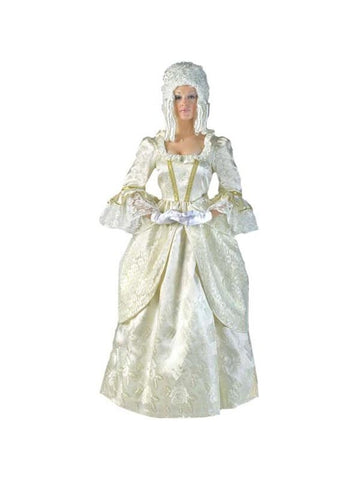 Adult Authentic Queen Marie Antoinette Theater Costume