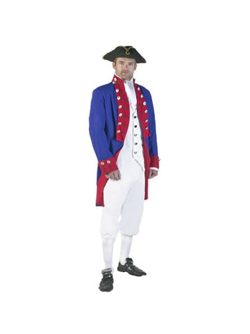 Adult Authentic Patriot Theater Costume