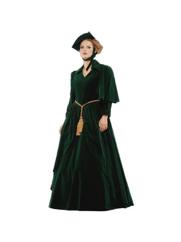 Adult Scarlet O Hara Theater Costume