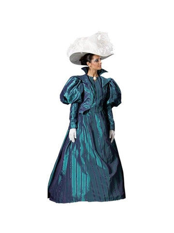 Adult Womens Authentic Victorian Dress Theater Costume