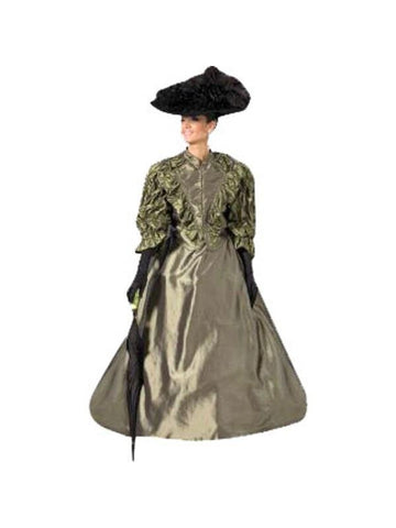 Adult Womens Victorian Era Theater Costume