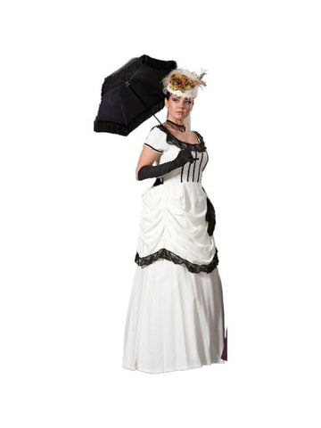 Adult Womens Victorian Dress Theater Costume