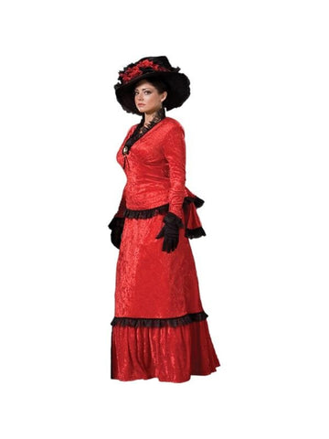 Adult Womens Sadie Victorian Theater Costume