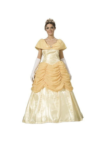 Adult Womens Beauty And The Beast Theater Costume
