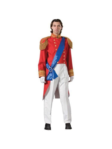 Adult Snow White Prince Theater Costume