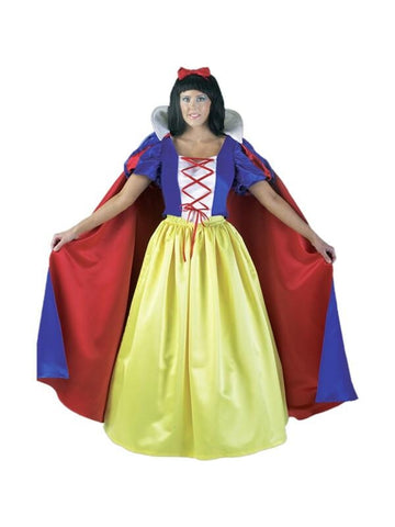 Adult Quality Womens Snow White Theater Costume