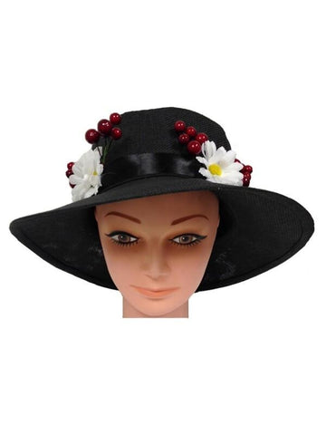 Mary Poppins Hat-COSTUMEISH