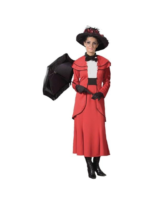 sc 1 st  Costumeish.com & Adult Mary Poppins Costume