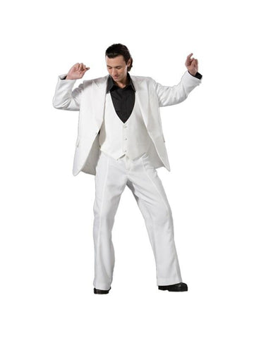 Adult Supreme Saturday Night Fever Theater Costume
