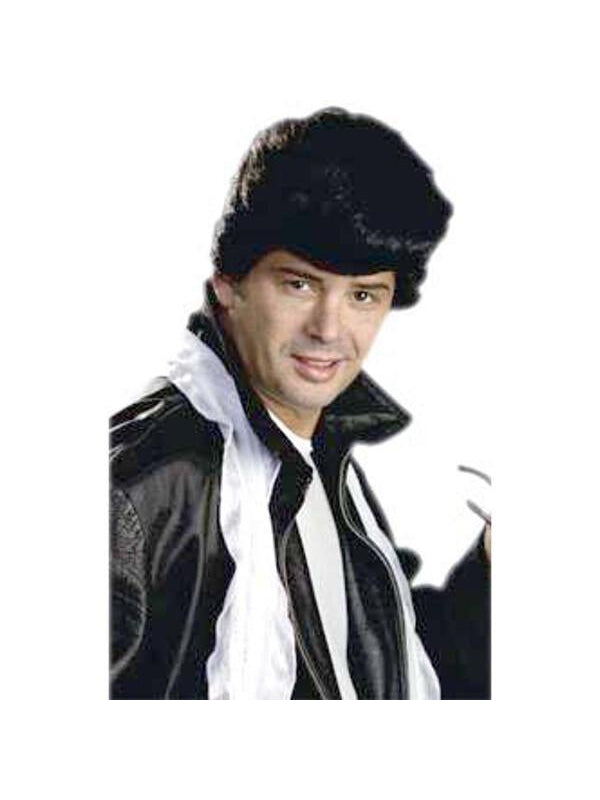 Deluxe Danny Greaser Wig-COSTUMEISH