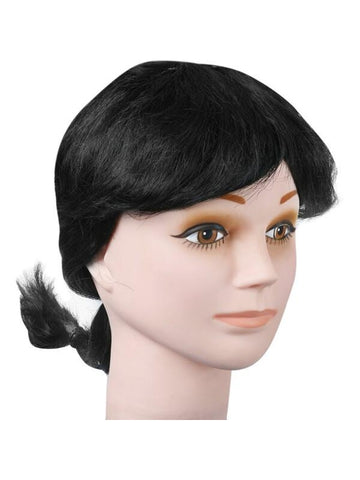 Deluxe Olive Oil Wig-COSTUMEISH