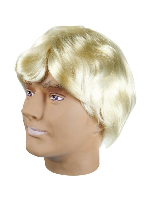 Blonde Surfer Dude Wig-COSTUMEISH