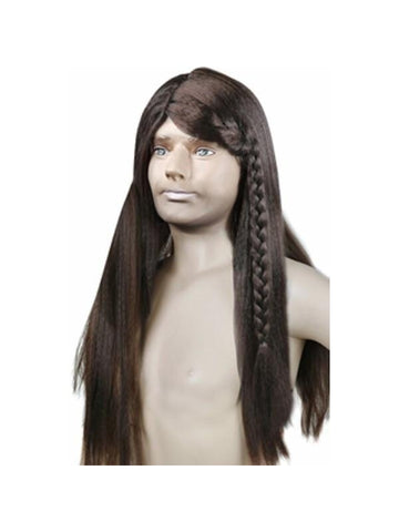 Scottish Freedom Fighter Costume Wig