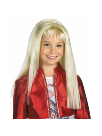 Child's Hannah Montana Costume Wig-COSTUMEISH