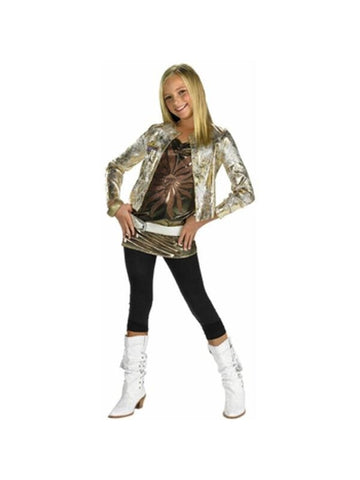 Child's Deluxe Hannah Montana Costume-COSTUMEISH
