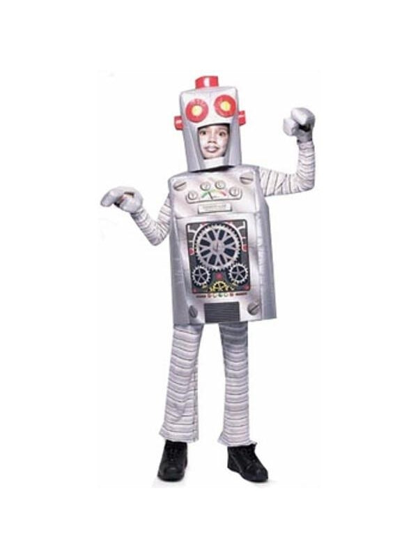 Child Robot Costume-COSTUMEISH