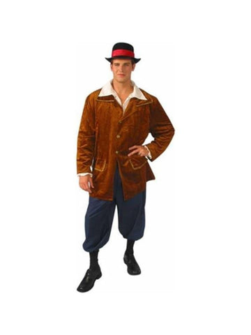 Adult Bavarian Man Costume-COSTUMEISH