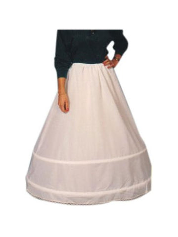Hoop Slip Skirt-COSTUMEISH
