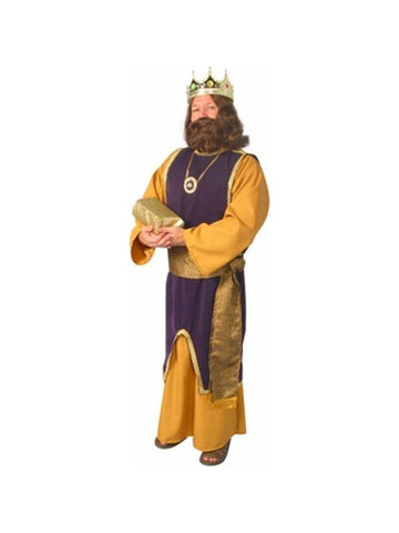 Adult Wise Man King Costume-COSTUMEISH
