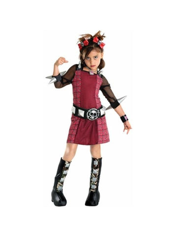 Child's Riot Girl Costume