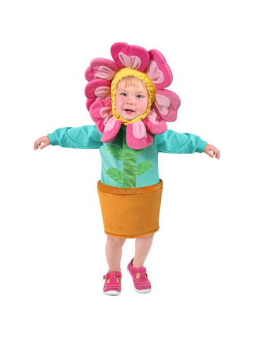 Infant Unique Flower Costume