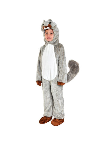 Toddler Squirrel Costume-COSTUMEISH