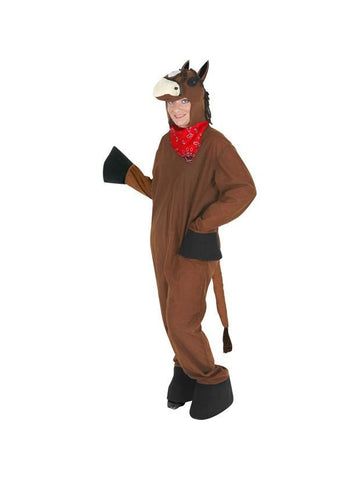 Adult Horse Costume | Costumeish – Cheap Adult Halloween Costumes ...