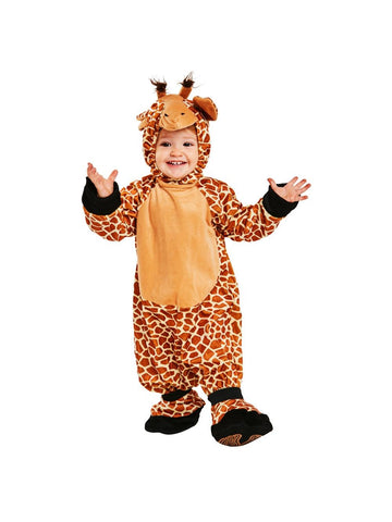 Toddler Giraffe Costume-COSTUMEISH