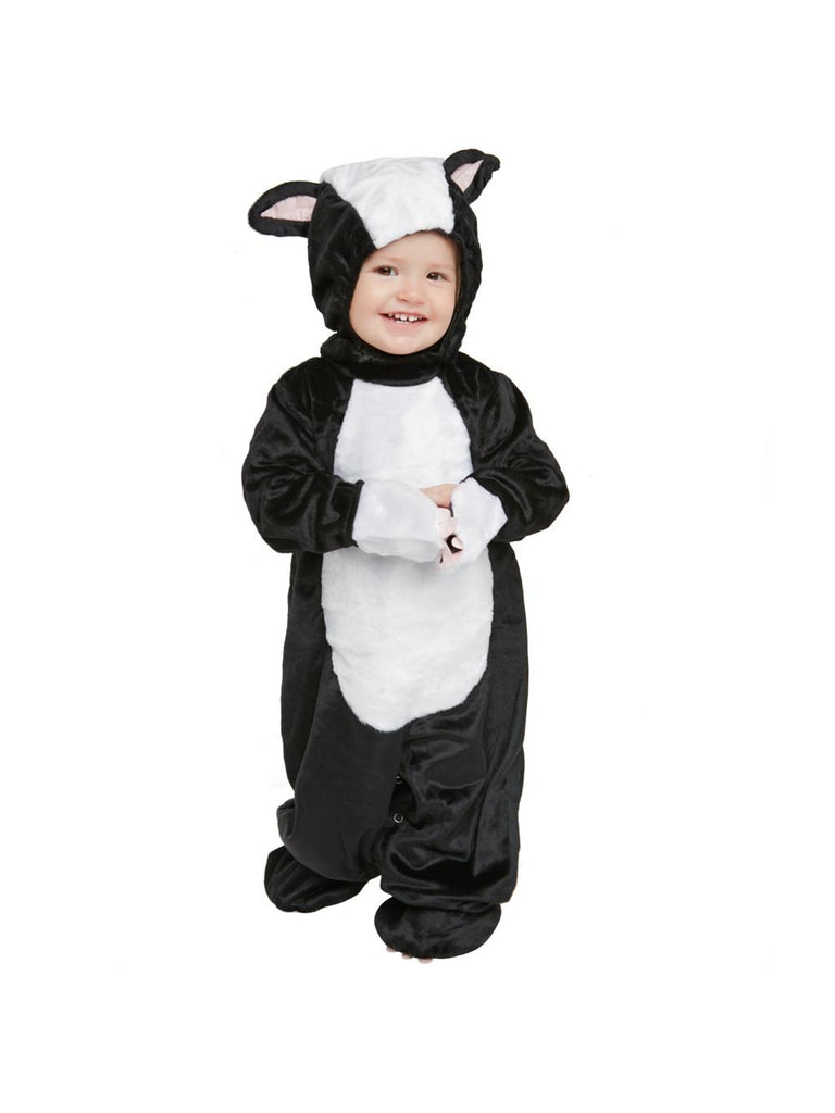 Baby Fluffy Skunk Costume-COSTUMEISH