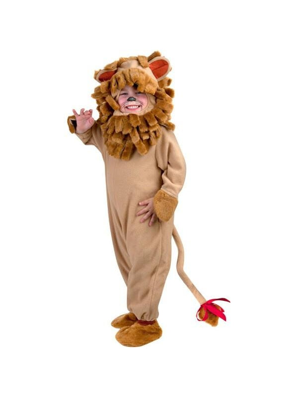 Toddler Lil Lion Costume-COSTUMEISH