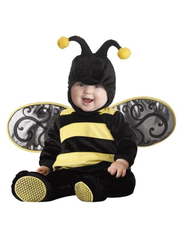 Baby Stinger Bee Costume-COSTUMEISH