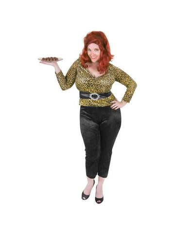 Adult Plus Size Peg Bundy Costume-COSTUMEISH