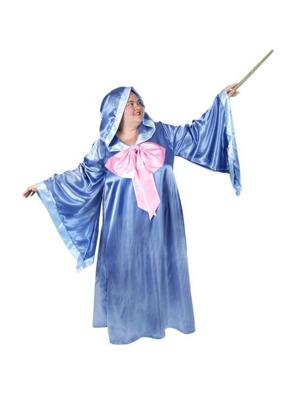 Adult Fairy Godmother Costume-COSTUMEISH
