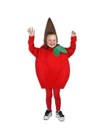 Child Apple Costume