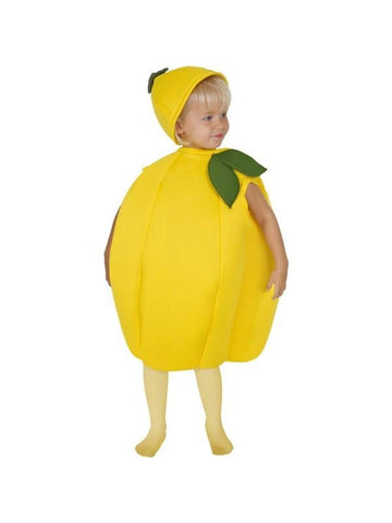 Toddler Lemon Costume-COSTUMEISH