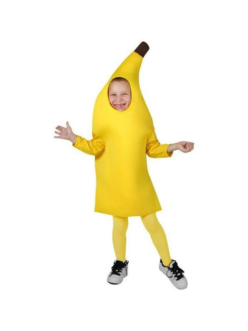 Child Deluxe Banana Costume-COSTUMEISH