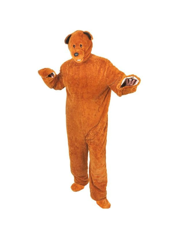 Adult Bruins Bear Costume-COSTUMEISH