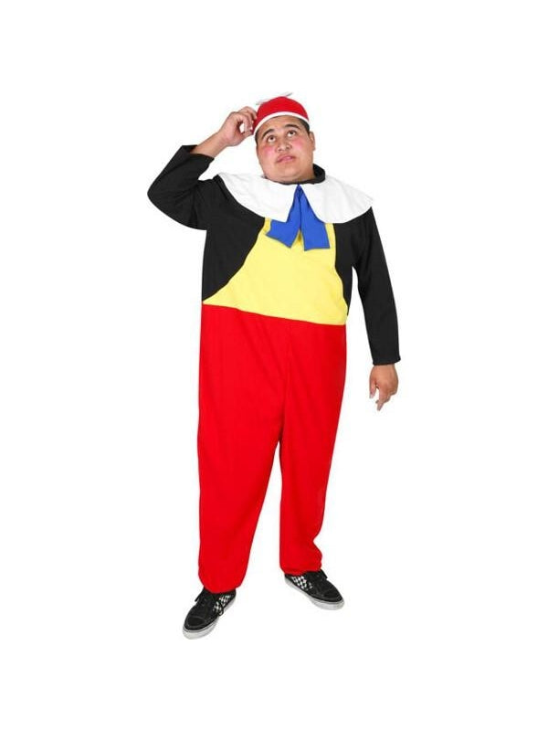 Adult Tweedle Dee Costume-COSTUMEISH